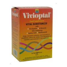 Vivioptal Food Supplement Caps (90)