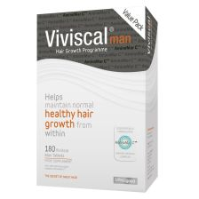 Viviscal Man Maximum Strength - 180 Pack