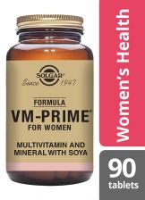 Solgar Formula Vm Prime For Women