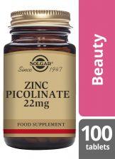 Solgar Zinc Picolinate 22mg