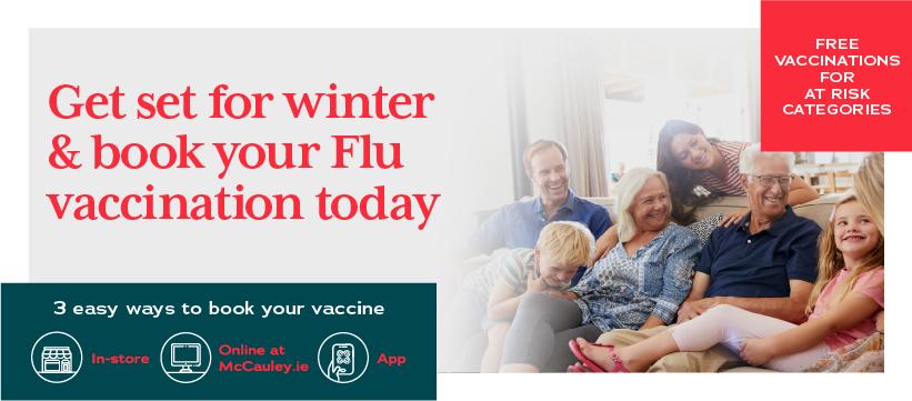 McCauley Flu Vaccine